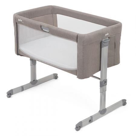 Slika Joie®  Obposteljna posteljica Roomie™ Glide Walnut