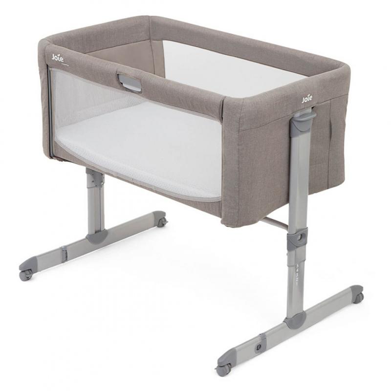 Joie®  Obposteljna posteljica Roomie™ Glide Walnut