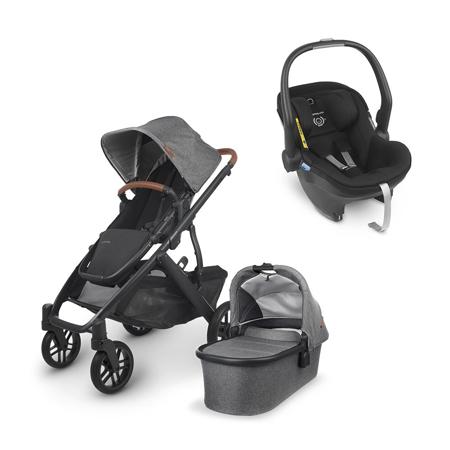 Slika UPPAbaby® Otroški voziček 3v1 Vista V2 Greyson