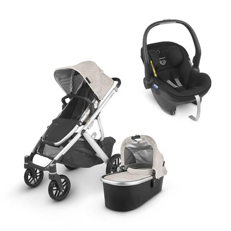 Slika UPPAbaby® Otroški voziček 3v1 Vista V2 Sierra