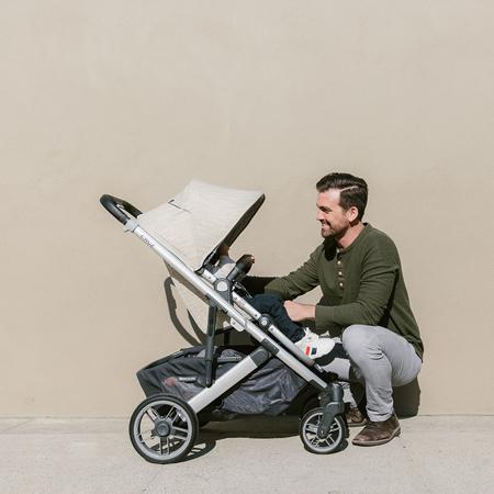 UPPAbaby® Otroški voziček 3v1 Cruz V2 Gregory