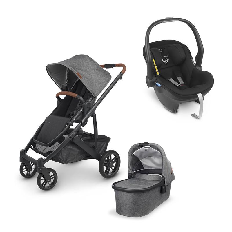 UPPAbaby® Otroški voziček 3v1 Cruz V2 Greyson