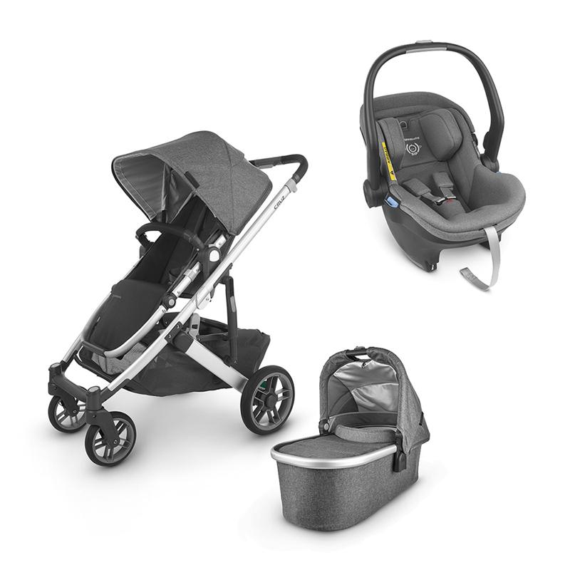 UPPAbaby® Otroški voziček 3v1 Cruz V2 Jordan