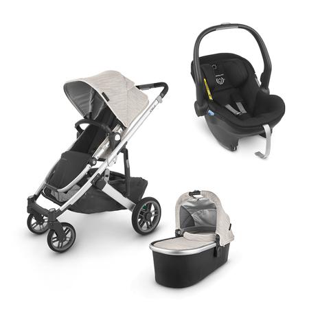 Slika UPPAbaby® Otroški voziček 3v1 Cruz V2 Sierra