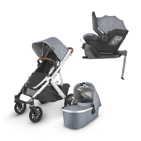 Slika UPPAbaby® Otroški voziček 4v1 Vista V2 Gregory