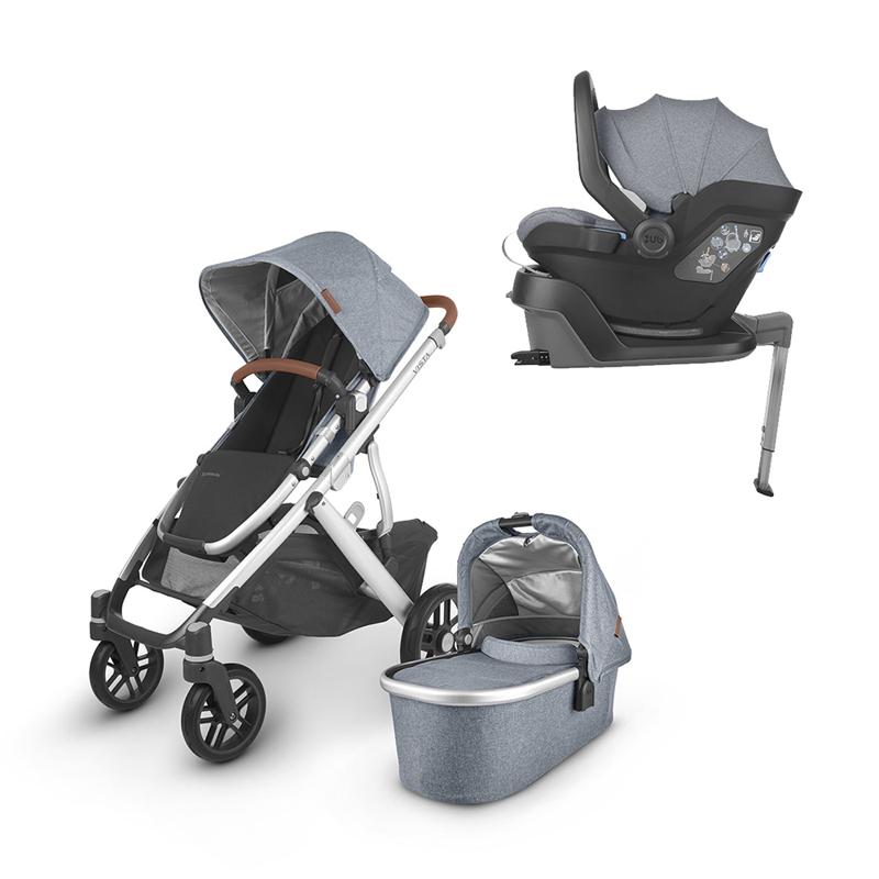 UPPAbaby® Otroški voziček 4v1 Vista V2 Gregory