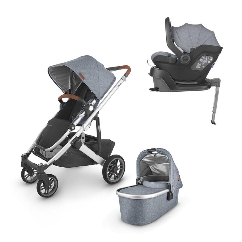UPPAbaby® Otroški voziček 4v1 Cruz V2 Gregory
