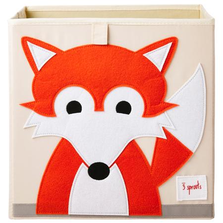 Slika 3Sprouts® Škatla za shranjevanje igrač Lisička