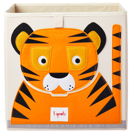 Slika 3Sprouts® Škatla za shranjevanje igrač Tiger
