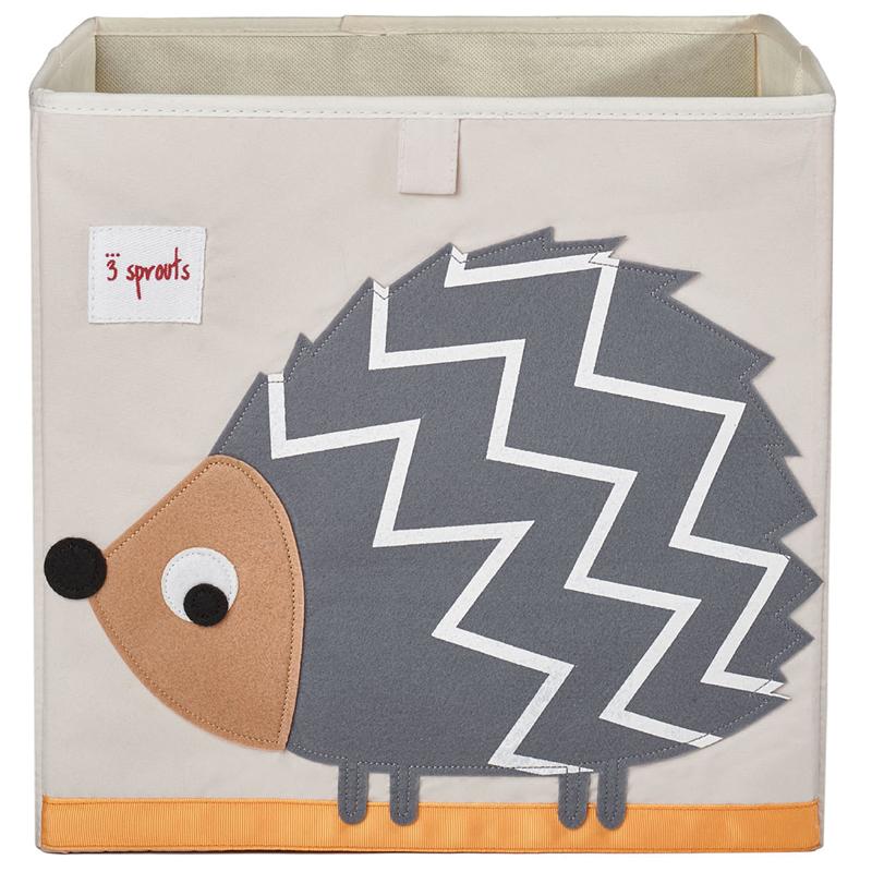 3Sprouts® Škatla za shranjevanje igrač Ježek