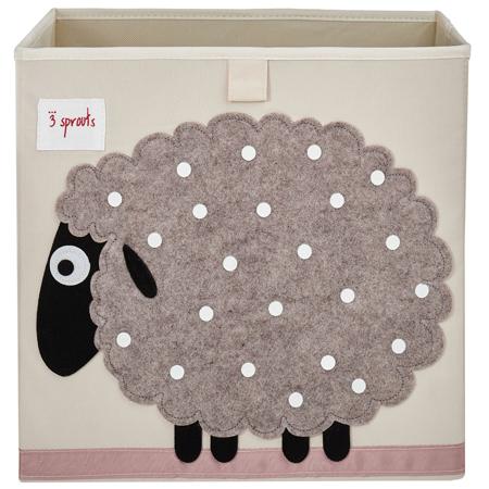 Slika 3Sprouts® Škatla za shranjevanje igrač Ovčka
