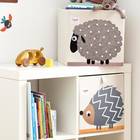 3Sprouts® Škatla za shranjevanje igrač Ovčka