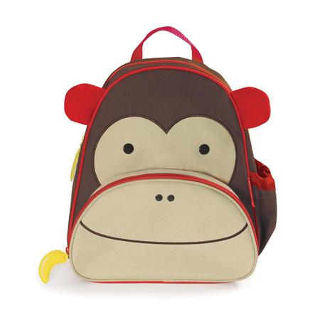Skip Hop® Otroški nahrbtnik Opica