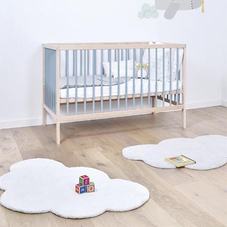 Lilipinso® Otroška preproga Cloud White 100x64