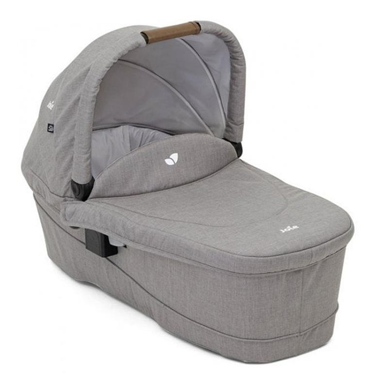 Joie® Košara za novorojenčka Ramble™ XL Grey Flannel