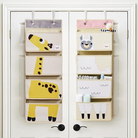 3Sprouts® Stenski organizator Žirafa