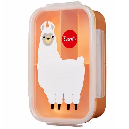 3Sprouts® Škatlica za malico Lama