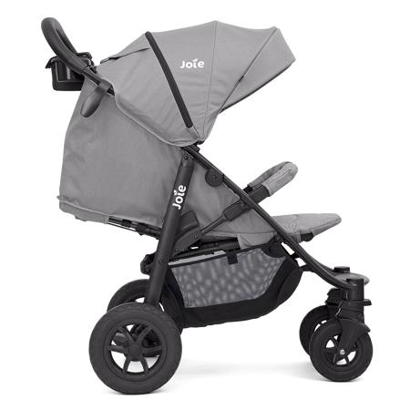 Joie® Otroški voziček Litetrax™ 4 S Grey Flannel