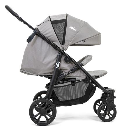 Joie® Otroški voziček Litetrax™ 4 DLX Grey Flannel