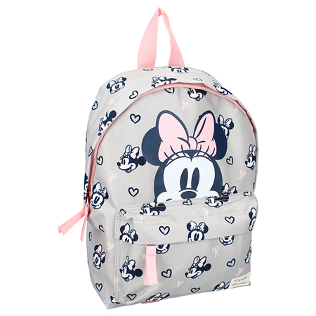 Disney's Fashion® Otroški nahrbtnik Minnie Mouse We Meet Again Pink