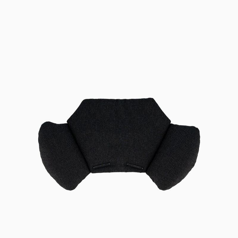 Twistshake® Podloga za podporo glave Black