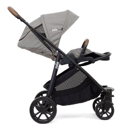 Joie® Otroški voziček Versatrax™ E Grey Flannel