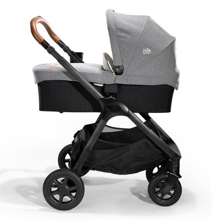 Joie® Košara za novorojenčka Ramble™ Signature Carbon
