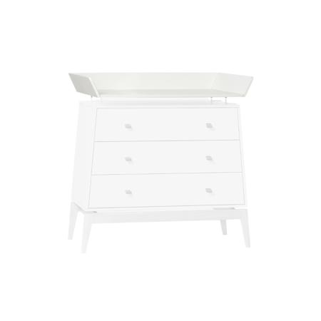 Slika Leander® Previjalna enota za predalnik Luna™ White