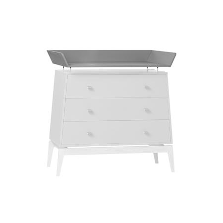 Slika Leander® Previjalna enota za predalnik Luna™ Grey