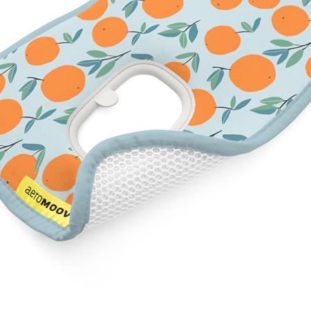 AeroMoov® Zračna podloga za avtosedež Skupina 0+ (0-13 kg) Oranges