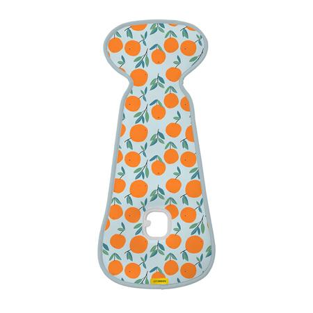 Slika AeroMoov® Zračna podloga za voziček Skupina B (0-18 kg) Oranges