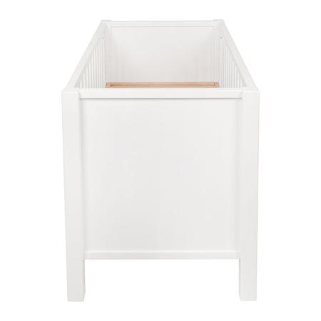 Quax® Otroška posteljica Marie-Sofie 120x60 White
