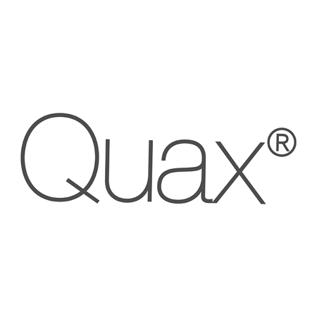 Quax® Otroška posteljica Nordic 120x60 Moon Shadow / Natural