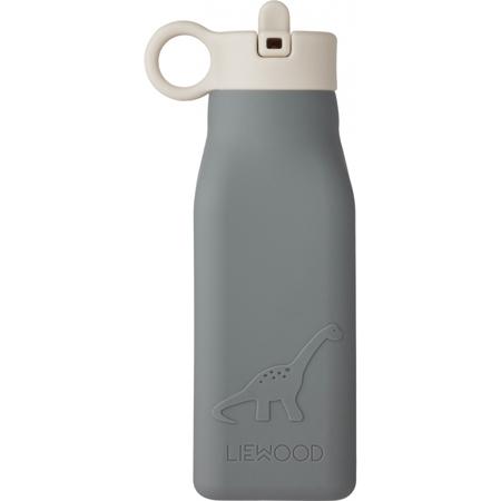 Liewood® Steklenička Warren Dino Blue Wave 350ml