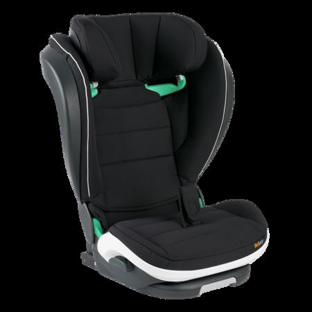 Slika Besafe® iZi Flex Fix i-Size otroški avtosedež 2/3 (15-36kg) (100-150 cm) Black Cab