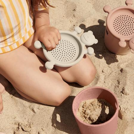 Liewood® Mini igralni set za na plažo Bastian Dove Blue Mix