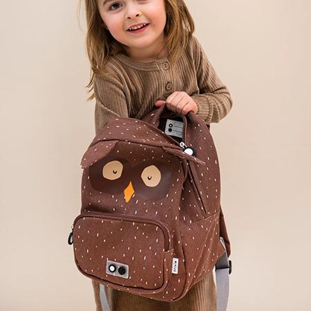 Trixie Baby® Otroški nahrbtnik Mr. Owl