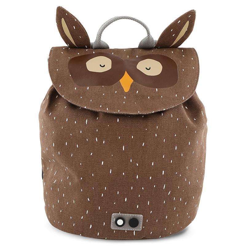 Trixie Baby® Mini otroški nahrbtnik Mr. Owl