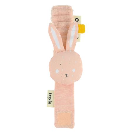 Slika Trixie Baby® Zapestna ropotuljica Mrs. Rabbit