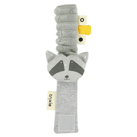 Slika Trixie Baby® Zapestna ropotuljica Mr. Raccoon
