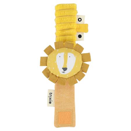 Slika Trixie Baby® Zapestna ropotuljica Mr. Lion