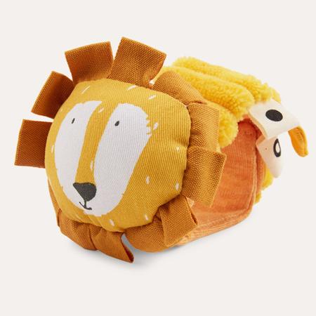 Trixie Baby® Zapestna ropotuljica Mr. Lion