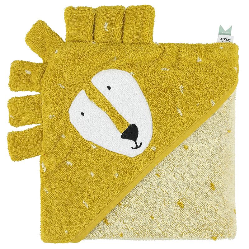 Trixie Baby® Kopalna brisača 75x75 Mr. Lion