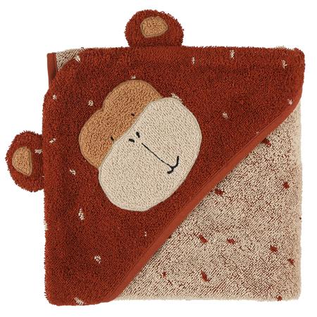 Trixie Baby® Kopalna brisača 75x75 Mr. Monkey
