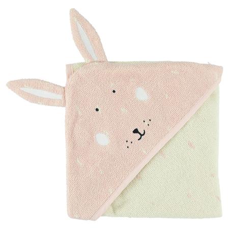Trixie Baby® Kopalna brisača 75x75 Mrs. Rabbit