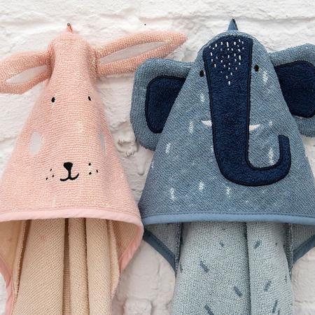 Trixie Baby® Kopalna brisača 75x75 Mrs. Elephant