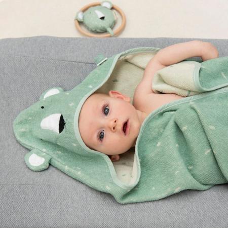 Trixie Baby® Kopalna brisača 75x75 Mr. Polar Bear