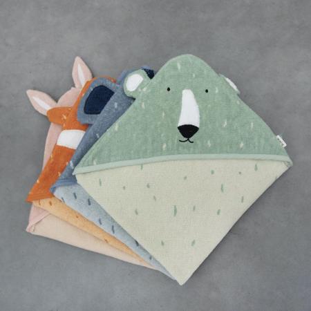 Trixie Baby® Kopalna brisača 75x75 Mr. Fox