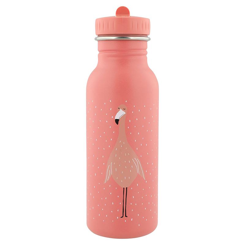 Trixie Baby® Otroška steklenička 500ml Mrs. Flamingo