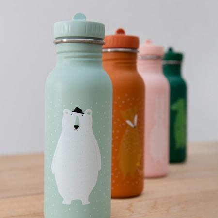 Trixie Baby® Otroška steklenička 500ml Mr. Hippo